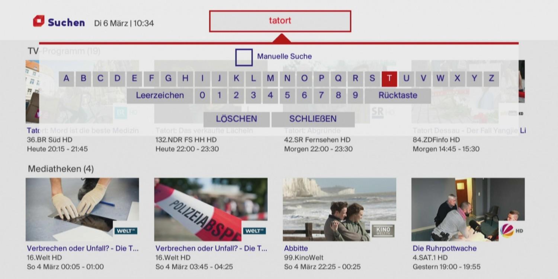 HDTV-Settop-Box Diveo MZ-101 im Test, Bild 4