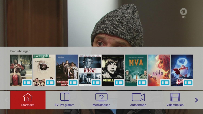 HDTV-Settop-Box Diveo MZ-101 im Test, Bild 5