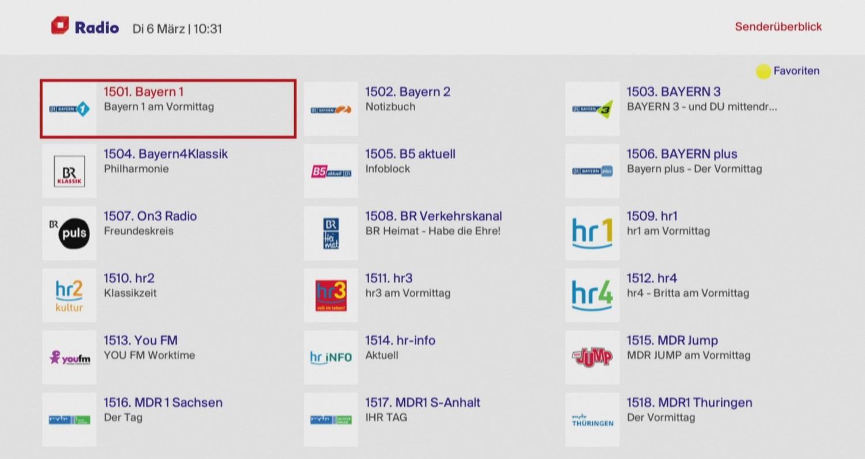 HDTV-Settop-Box Diveo MZ-101 im Test, Bild 9