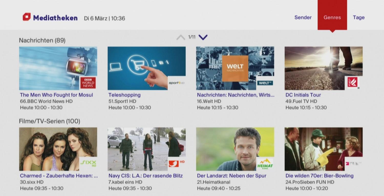 HDTV-Settop-Box Diveo MZ-101 im Test, Bild 15
