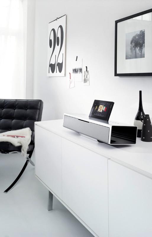 test docking stations loewe soundvision sehr gut seite 2. Black Bedroom Furniture Sets. Home Design Ideas