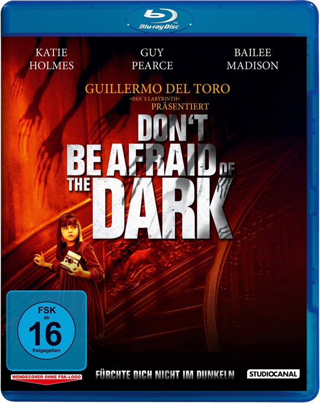 Blu-ray Film Don't Be Afraid of the Dark (Planet Media) im Test, Bild 1