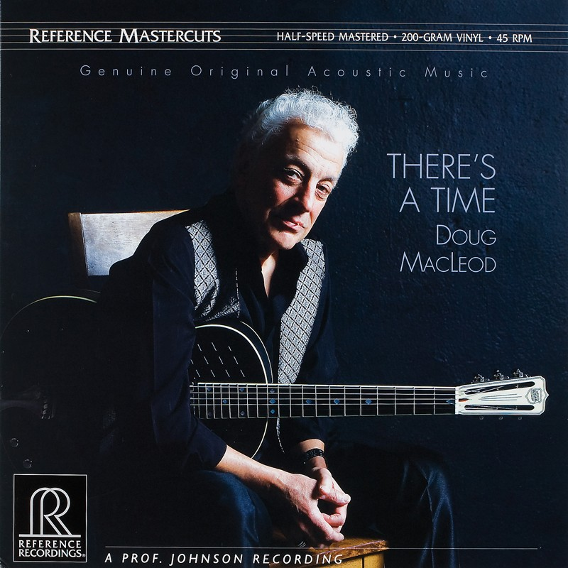 Schallplatte Doug MacLeod – There´s a Time (Reference Mastercut) (Reference Recordings) im Test, Bild 1