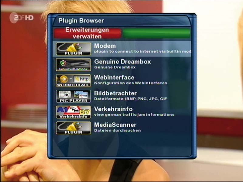 Sat Receiver ohne Festplatte Dream Multimedia DM 800 HD se im Test, Bild 4