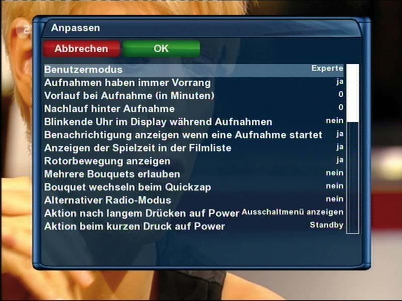 Sat Receiver ohne Festplatte Dream Multimedia DM 800 HD se im Test, Bild 5