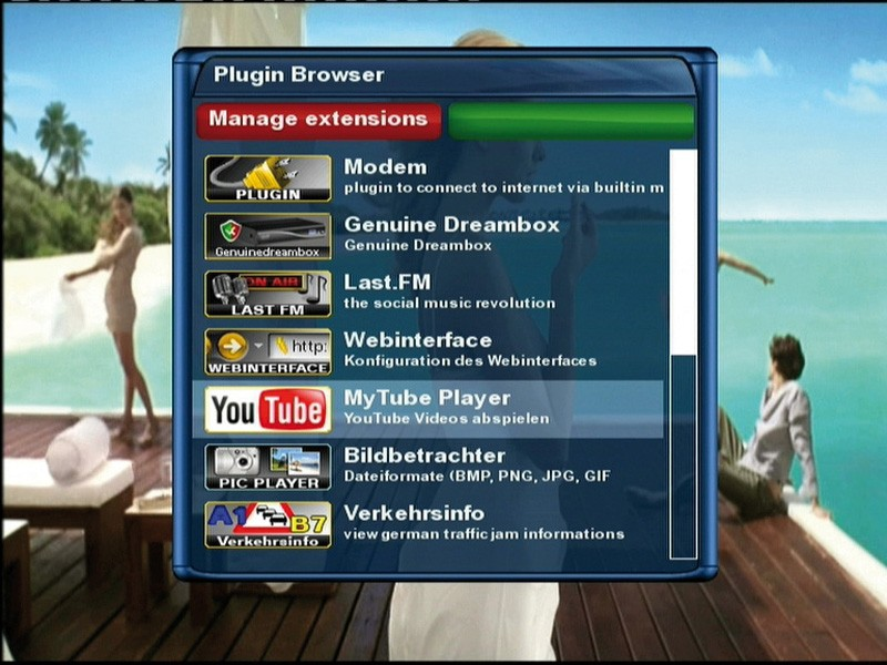 Sat Receiver ohne Festplatte Dream Multimedia Dreambox DM500HD im Test, Bild 2