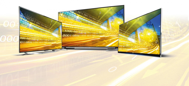 Fernseher: Drei spannende Ultra-HD-TVs, Bild 1