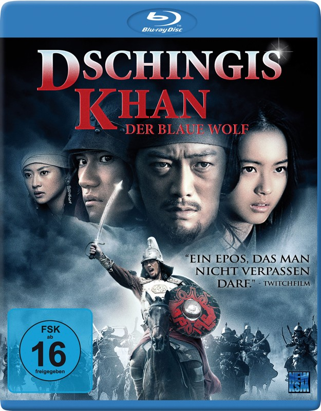 Blu-ray Film Dschingis Khan (NEW KSM) im Test, Bild 1