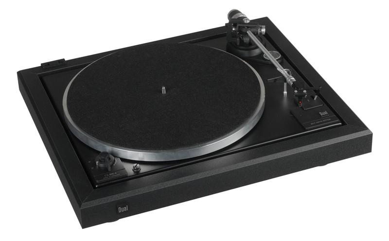 Plattenspieler Dual CS-505 im Test, Bild 1