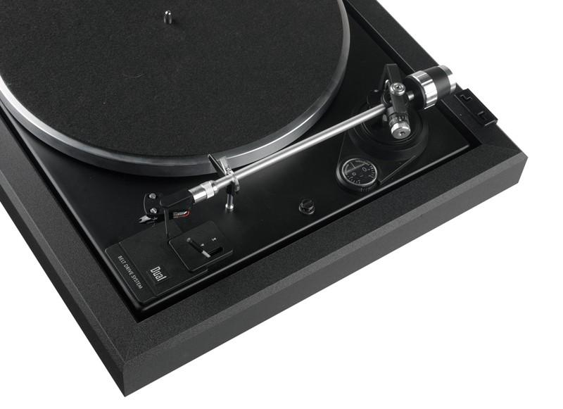 Plattenspieler Dual CS-505 im Test, Bild 9
