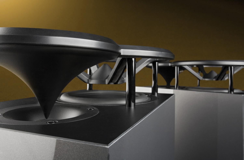 Lautsprecher Stereo Duevel Enterprise im Test, Bild 1