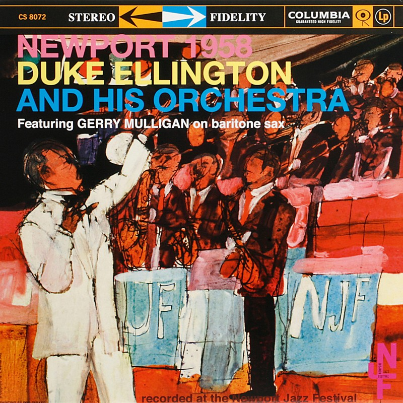 Schallplatte Duke Ellington and His Orchestra – Newport 1958 (Columbia / Speakers Corner) im Test, Bild 1