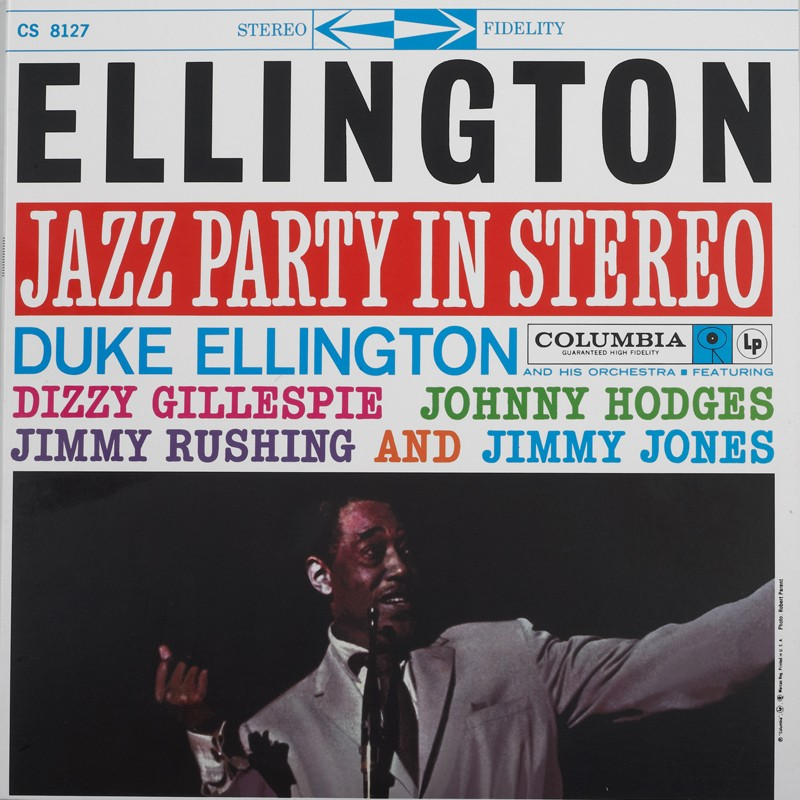 Schallplatte Duke Ellington – Jazz Party in Stereo (Columbia / Original Recordings Group) im Test, Bild 1
