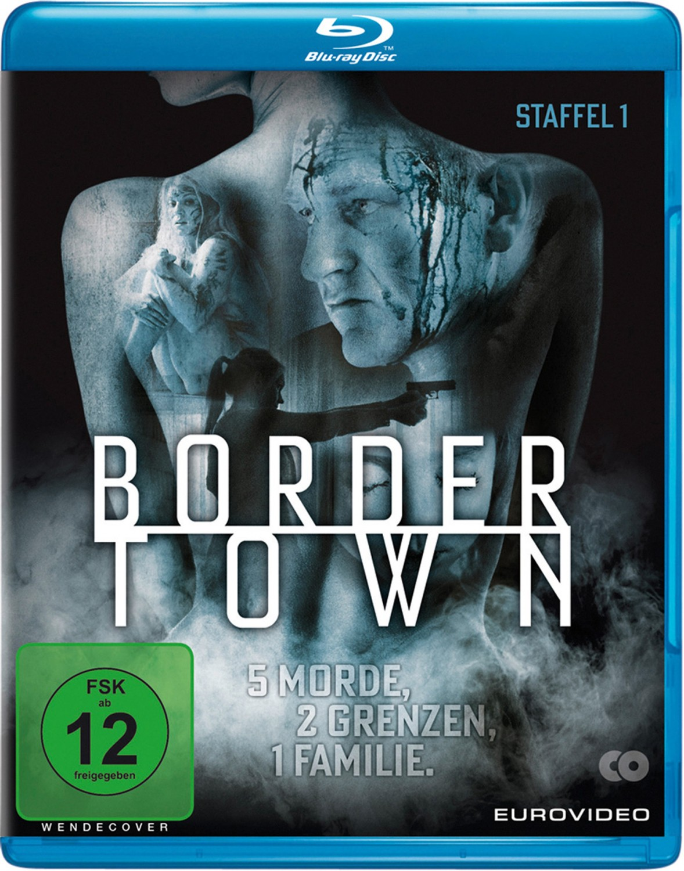 Test Dvd Film Bordertown S1 Eurovideo Sehr Gut