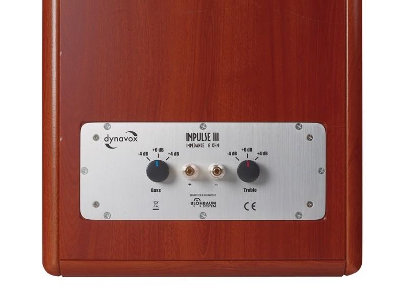 Lautsprecher Stereo Dynavox Impuls III im Test, Bild 4