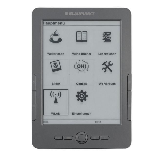 E-Book Reader Blaupunkt Livro im Test, Bild 1