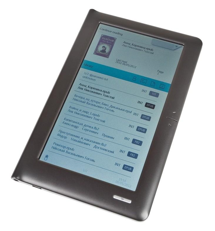 E-Book Reader Iconbit HDB700Touch im Test, Bild 5