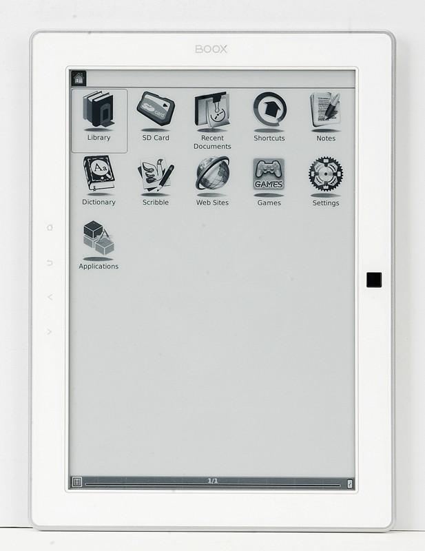 E-Book Reader Onyx Boox M90 im Test, Bild 8