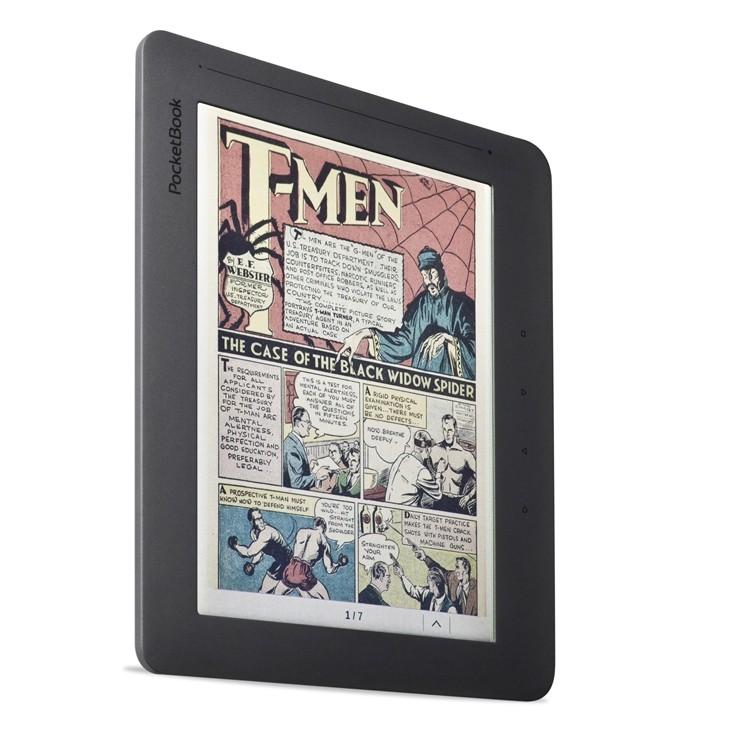 E-Book Reader Pocketbook Color Lux im Test, Bild 1