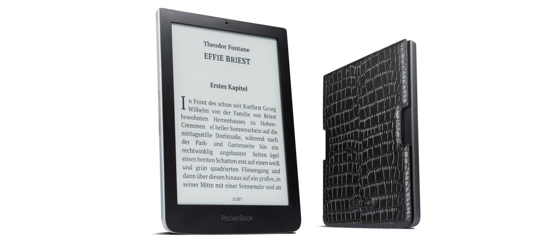 E-Book Reader Pocketbook Sense im Test, Bild 1