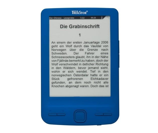 E-Book Reader Trekstor Mini im Test, Bild 1