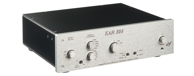 Phono Vorstufen EAR 324 im Test, Bild 2