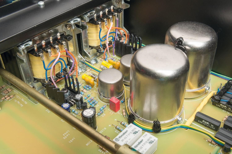 Phono Vorstufen EAR 324 im Test, Bild 5