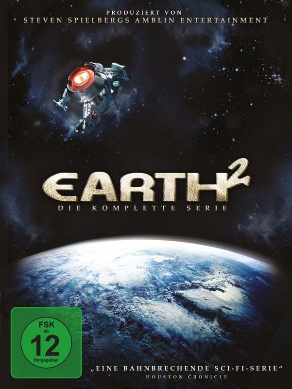 DVD Film Earth 2 (Ascot) im Test, Bild 1