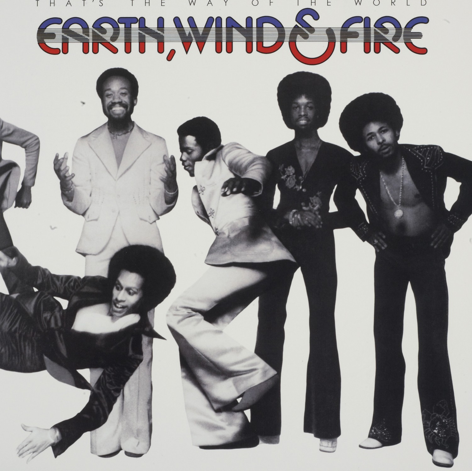 Schallplatte Earth, Wind & Fire - That's The Way of the World (Impex Records) im Test, Bild 1