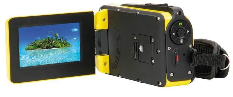 Camcorder Easypix WDV5270 HD Lagoon im Test, Bild 3