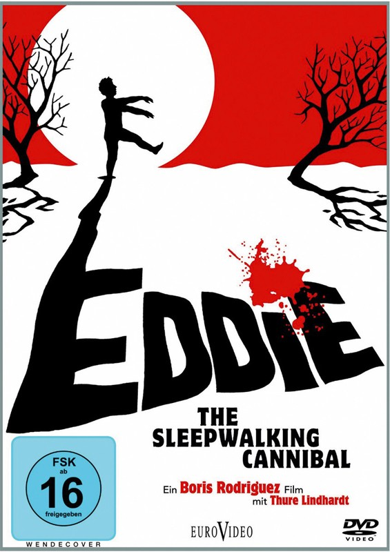 DVD Film Eddie - The Sleepwalking Cannibal (EuroVideo) im Test, Bild 1