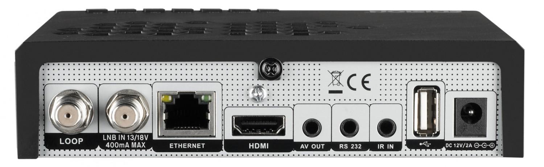Sat Receiver ohne Festplatte Edision Argus Pingulux Mini im Test, Bild 3