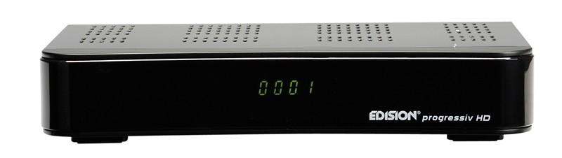 Sat Receiver ohne Festplatte Edision Progressiv HD im Test, Bild 1