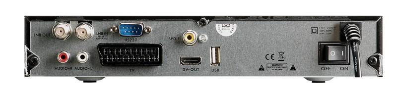 Sat Receiver ohne Festplatte Edision Progressiv HD im Test, Bild 3