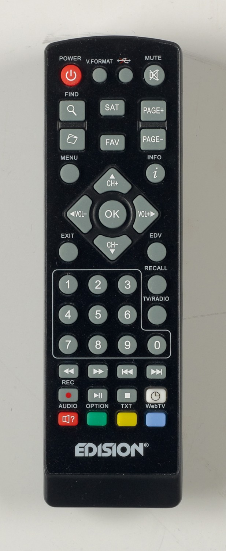 HDTV-Settop-Box Edision Proton T265 im Test, Bild 2