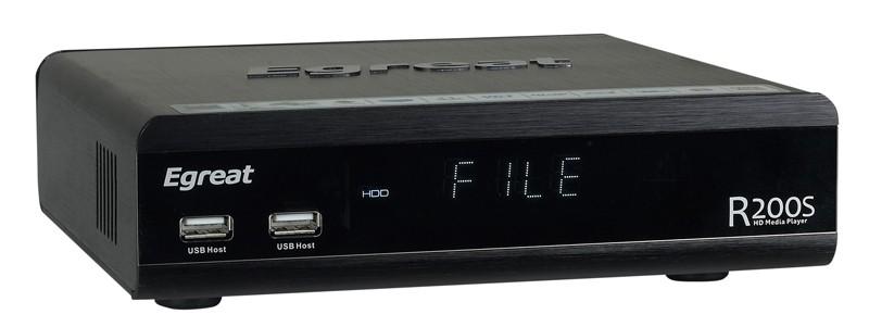 DLNA- / Netzwerk- Clients / Server / Player Egreat R200S im Test, Bild 4