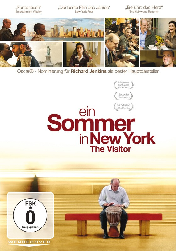 DVD Film Ein Sommer in New York (Ascot) im Test, Bild 1