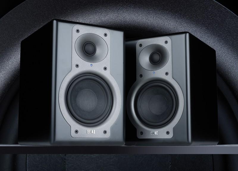 Lautsprecher Stereo Elac AM 150 im Test, Bild 1