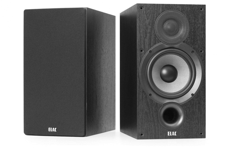 Lautsprecher Surround Elac Debut 2.0 im Test, Bild 2