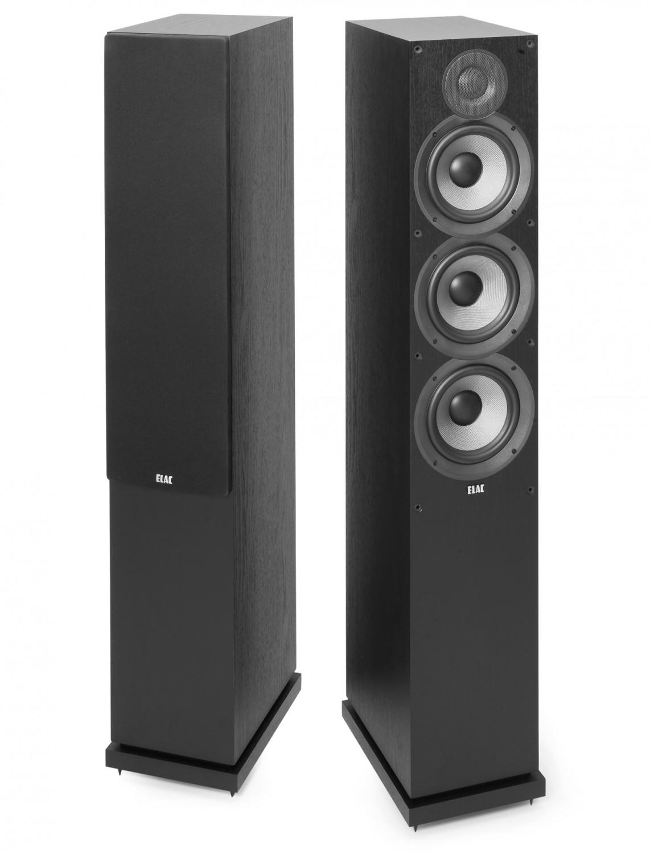 Lautsprecher Surround Elac Debut 2.0 im Test, Bild 6