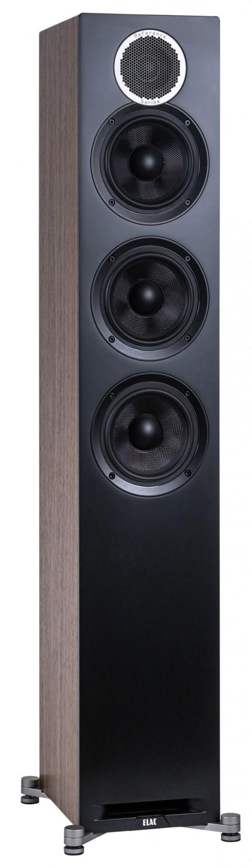 Lautsprecher Surround Elac Debut Reference 5.1-Set im Test, Bild 4