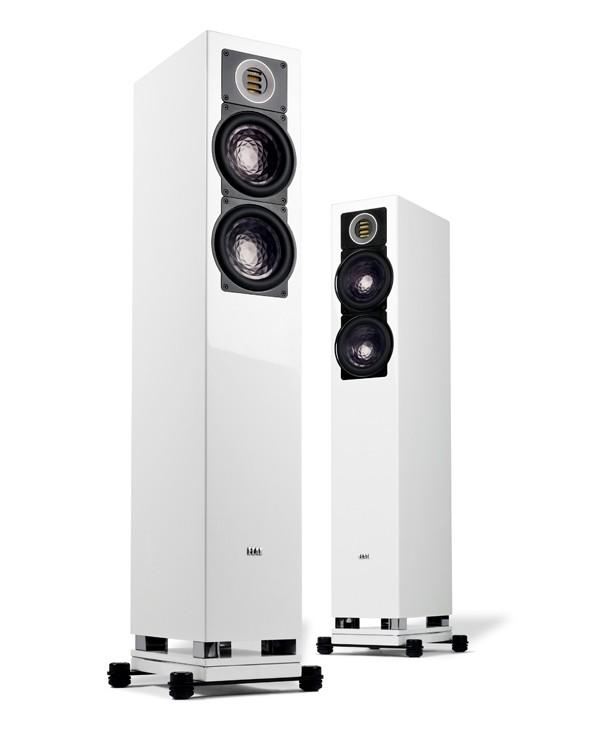 Lautsprecher Stereo Elac FS 407 im Test, Bild 1