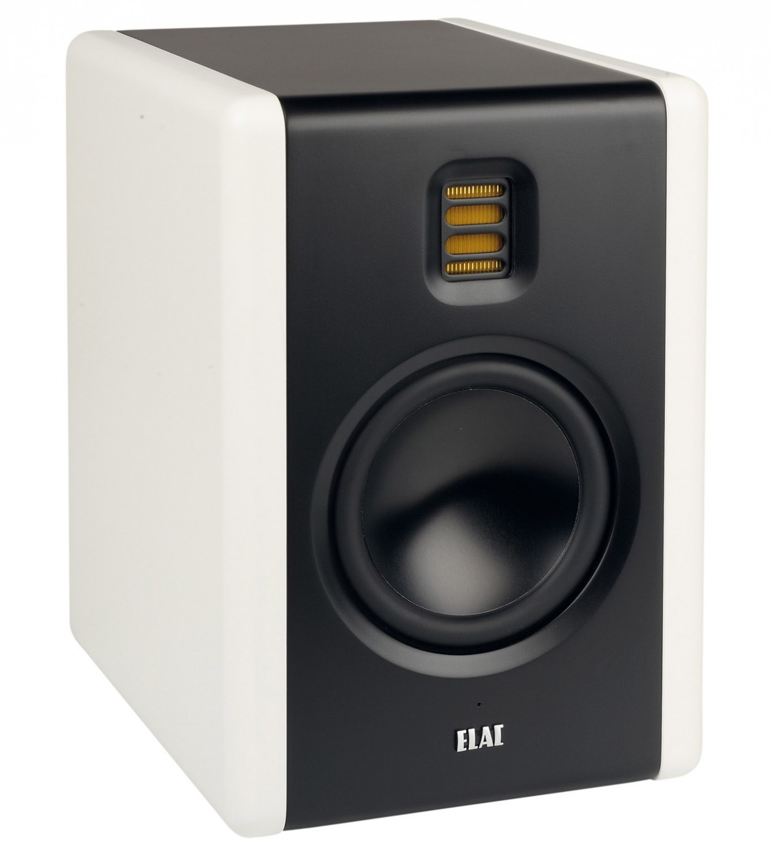 Lautsprecher Stereo Elac Studiomonitor AM 200 im Test, Bild 8