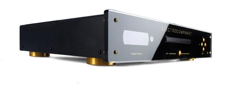 CD-Player Electrocompaniet ECC-1 im Test, Bild 1