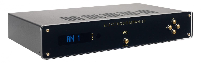 Vollverstärker Electrocompaniet ECI 80D im Test, Bild 2