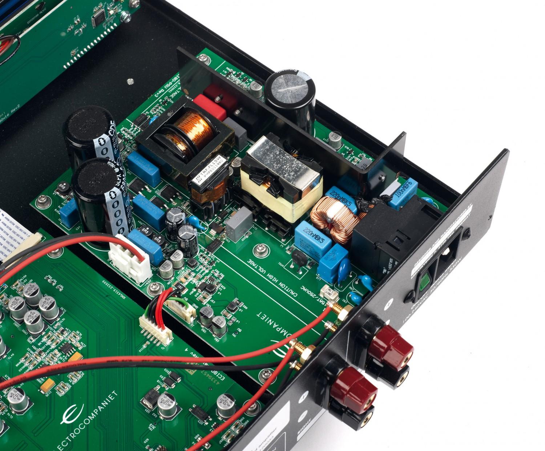 Vollverstärker Electrocompaniet ECI 80D im Test, Bild 4