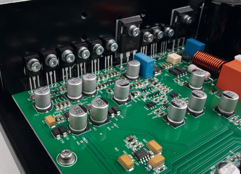 Vollverstärker Electrocompaniet ECI 80D im Test, Bild 7
