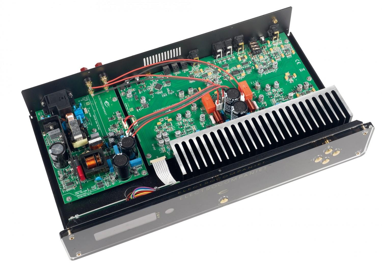 Vollverstärker Electrocompaniet ECI 80D im Test, Bild 8