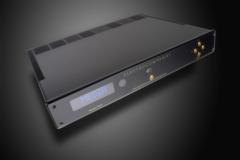 DLNA- / Netzwerk- Clients / Server / Player Electrocompaniet EMC 2 im Test, Bild 1