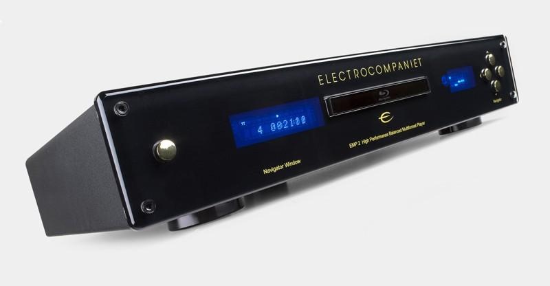 DLNA- / Netzwerk- Clients / Server / Player Electrocompaniet EMP-2 im Test, Bild 1